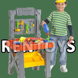 Banco de Trabajo Rotoys