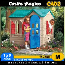 Casita Magica CA02