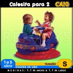 Alquiler de Calesita CA10