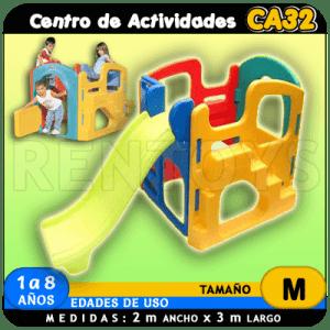 Alquiler de Centro de Actividades CA32