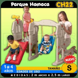 Parque HAMACAS CH22