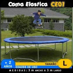 Cama Elástica CE01