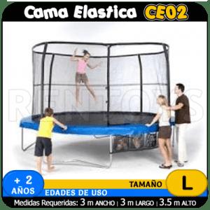 Alquiler de Cama elastica CA02