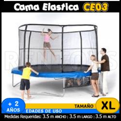 Cama Elástica CE03