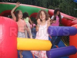 Alquiler de Travesia Inflable