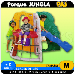 Parque JUNGLA