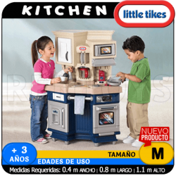 Kitchen para chicos