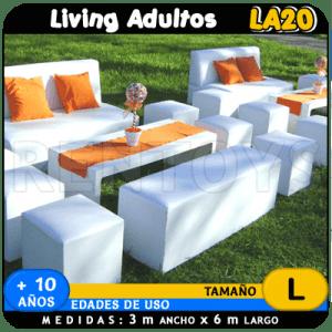 Living Adultos LA20
