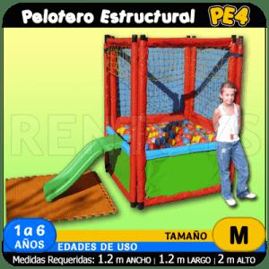 Pelotero estructural PE4