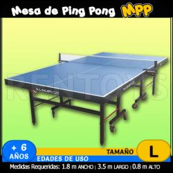 Alquiler de Mesa de Ping pong
