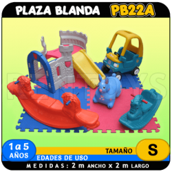 Plaza Blanda PB22A
