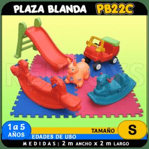 Alquiler de Plaza Blanda PB22C
