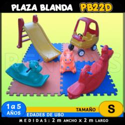 Alquiler de Plaza Blanda PB22D