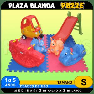 Alquiler de Plaza Blanda PB22E