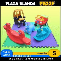 Alquiler de Plaza Blanda PB22F