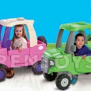 Camioneta Rotoys