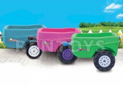 Trailer para Coupes y Camionetas Rotoys