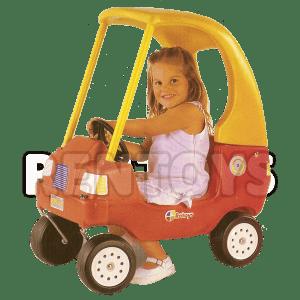 Auto Coupe Berlina Rotoys