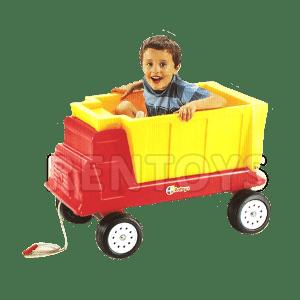 Camion Volcador Rotoys