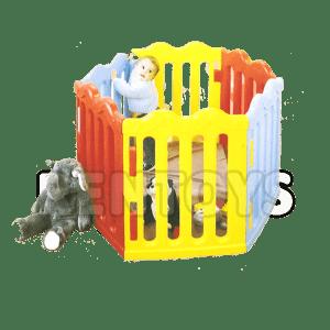 Corralito Infantil Rotoys