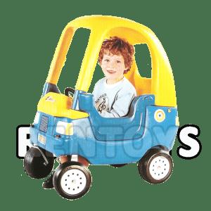 Auto Coupe 2 Puertas Rotoys