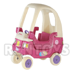 Auto Coupe Lady Rotoys