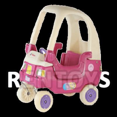 Auto Coupe Lady Rotoys