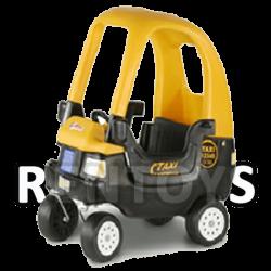 Auto Coupe Taxi Rotoys