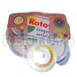 Repuesto Rotoys - Calcos