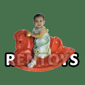 Caballo Mecedor Rotoys